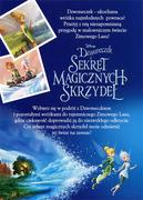 Tył ulotki filmu 'Dzwoneczek i Sekret Magicznych Skrzydeł'