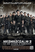 Polski plakat filmu 'Niezniszczalni 2'