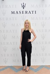 Dakota Fanning - at the Terrazza Maserati during the 70th Venice Film Festival 9/1/13
