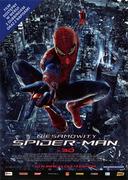 Przód ulotki filmu 'Niesamowity Spider-Man'