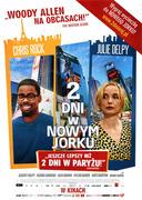 Przód ulotki filmu '2 Dni W Nowym Jorku'