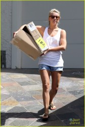 Julianne Hough - out in Hollywood Hills 9/1/13
