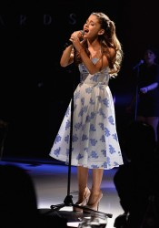 Ariana Grande - 10th Annual Style Awards in NYC 9/4/13