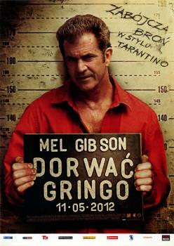 Przód ulotki filmu 'Dorwać Gringo'