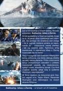 Tył ulotki filmu 'Battleship: Bitwa O Ziemię'