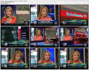 BRENDA BUTTNER legs - Fox News Live - february 13, 2007