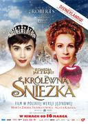 Przód ulotki filmu 'Królewna Śnieżka'