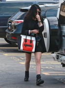 Kylie Jenner out in Calabasas 9/9/13