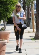 Kirsten Dunst - out in Studio City 9/9/13