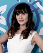 Zooey Deschanel - 2013 Fox Fall Eco-Casino Party in Santa Monica 9/9/13