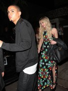 Ashlee Simpson - at Hooray Henry's in West Hollywood 9/11/13