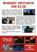 Tył ulotki filmu 'Robert Mitchum Nie Żyje'