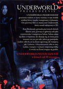 Tył ulotki filmu 'Underworld: Przebudzenie'