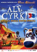 Przód ulotki filmu 'Ale Cyrk!'