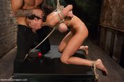 Brandy Aniston : The Rough House - Kink/ SexAndSubmission (2013/ HD 720p)