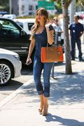 Sofia Vergara leaving the Pacific Design Center in West Hollywood Sept. 13,
