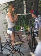 Audrina Patridge - out in LA 9/13/13