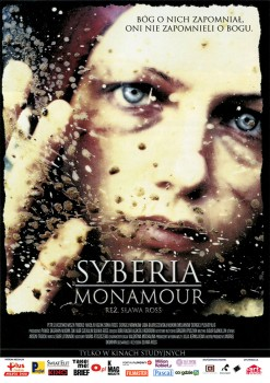 Przód ulotki filmu 'Syberia, Monamour'
