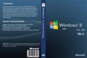 Windows 8 AIO 16-in-1 (Final Build 9200) + Permanent Activator