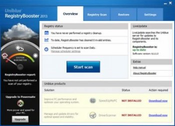 Uniblue Registry Booster 2013 6.1.1.3 Multilingual