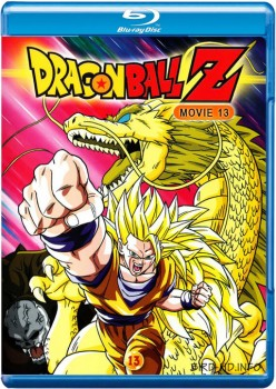 Dragon Ball Z Movie 13: Wrath of the Dragon 1995 m720p BluRay x264-BiRD