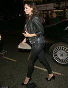 Kelly Brook - out in London 9/20/13