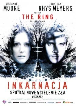 Przód ulotki filmu 'Inkarnacja'