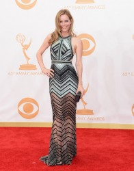 Leslie Mann - 65th Annual Primetime Emmy Awards 9/22/13