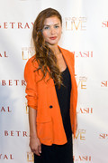 Hannah Ware - 'Betrayal' Series Premiere Party in Chicago 9/23/13