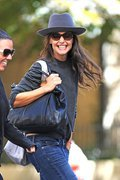 Katie Holmes - out in NYC 9/23/13