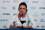 Agnieszka Radwanska - 2013 China Open Day 1 in Beijing 9/28/13
