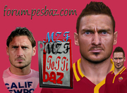 download PES 2014 Francesco Totti Face by MZF
