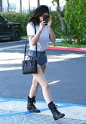 Kylie Jenner out in Los Angeles - October 1, 2013