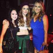 JoJo Levesque at Club Red in Tempe, Arizona on October 2, 2013