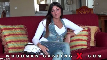 Diana Sky Woodman Casting X