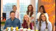 The Saturdays - Sunday Brunch 6th October 2013 576p