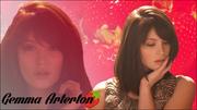 """Gemma Arterton """"Strawberry"""" Widescreen Wallpaper"""