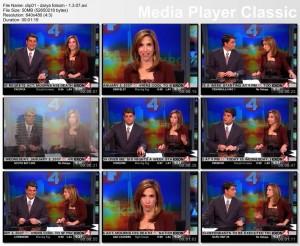 DARYA FOLSOM - kron4 newsbabe - 1.3.2007
