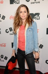Eliza Dushku - 'CBGB' premiere in New York 10/8/13