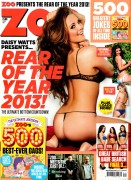 Zoo Magazine - Rear of The Year 2013! (October 2013)