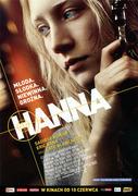 Przód ulotki filmu 'Hanna'