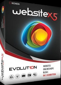 WebSite X5 Evolution 10.1.0.39
