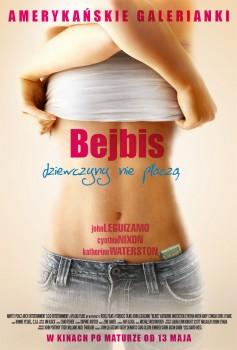 Polski plakat filmu 'Bejbis'