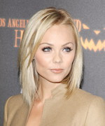 Laura Vandervoort - 5th Annual Los Angeles Haunted Hayride 10/10/13