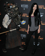 Krysten Ritter - 5th Annual Los Angeles Haunted Hayride 10/10/13