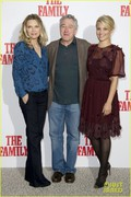 "Dianna Agron - ""The Family"" Photo Call in London 10/14/13"