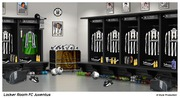 download PES 2014 Locker Room Juventus by G-Style