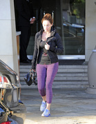 Kelly Brook - out in LA 10/15/13