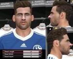 download pes 2014 Ádám Szalai (Schalke 04) Face by gpl
