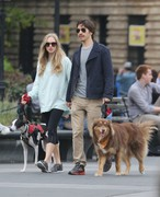 Amanda Seyfried - out in NYC 10/16/13